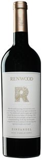 Renwood Zinfandel Fiddletown 2012 750ml